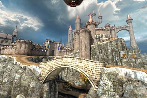 Epic Citadel iPhone