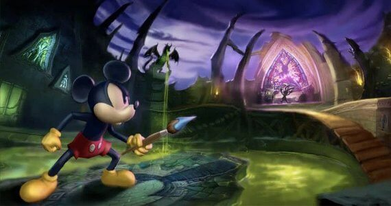 'Epic Mickey 2: Power of Illusion' Bound for 3DS