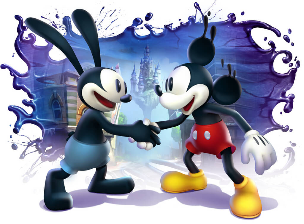 'Epic Mickey 2: The Power of Two' Trailer and Screenshots