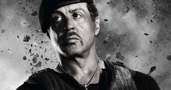 Expendables 2 Gameplay Footage