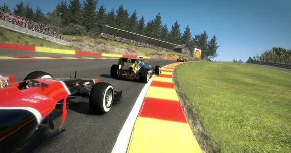 F1 2012 Circuits