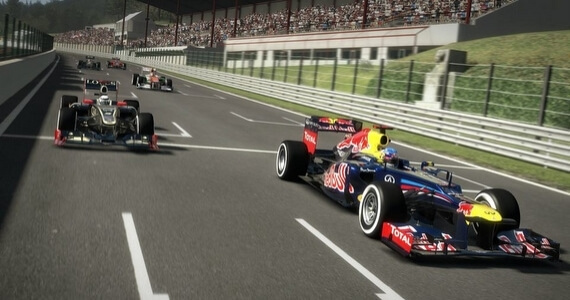 F1 2012 Difficulty