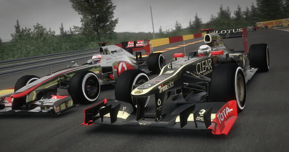 'F1 2012' Review