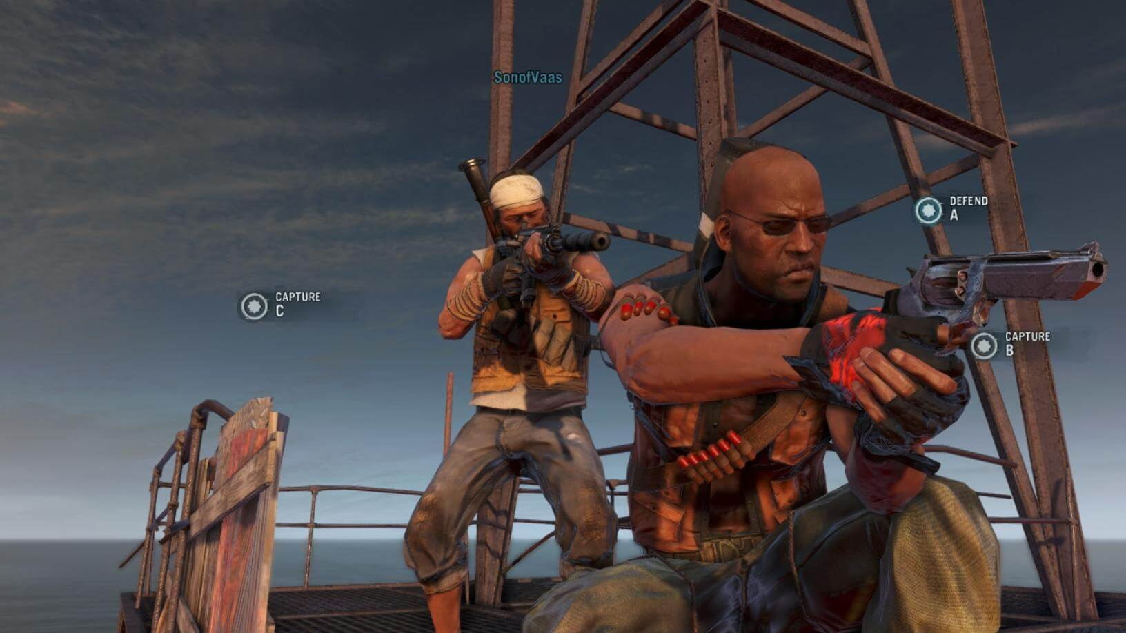 'Far Cry 3' Expands Via 'Blood Dragon' Downloadable & New Patch