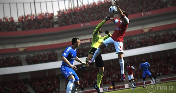 FIFA 12 Developer Diaries