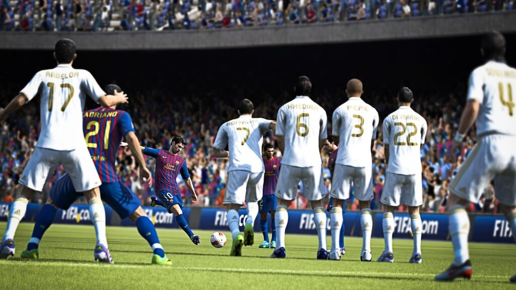 'FIFA 13′ Improvements Detailed, First Screenshots Released