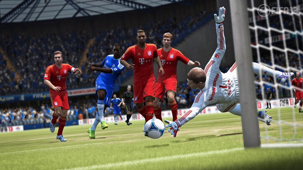 'FIFA 13′ Preview
