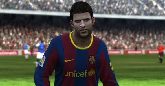 FIFA 13 Realistic Faces
