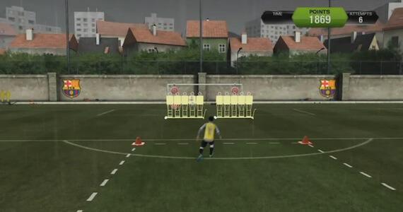 FIFA 13 Review - Skill Games