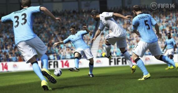 'FIFA 14' Upgrade Incentives