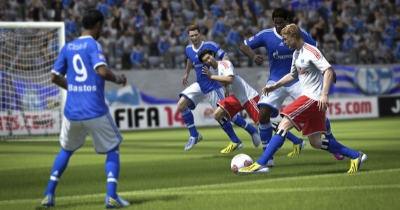 'FIFA 14' Hands-On Preview