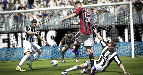 FIFA 14 Review - Shooting
