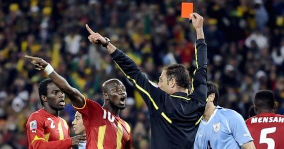 FIFA Red Card