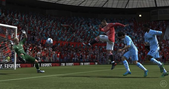 FIFA Soccer Review - Gameplay