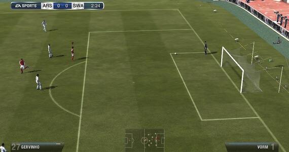 FIFA Soccer Review - Visuals