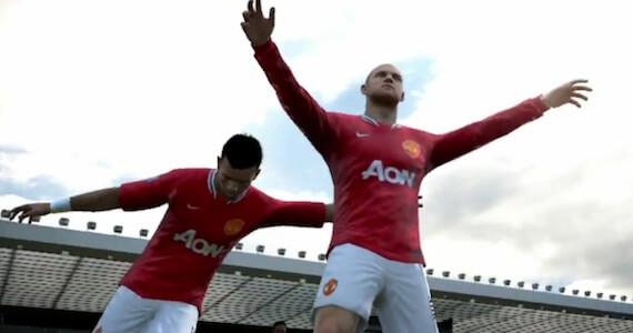 'FIFA Soccer' Vita Review