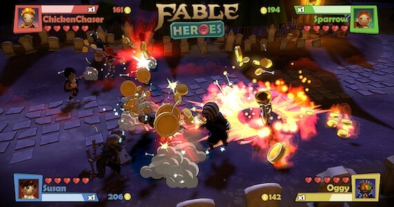 'Fable Heroes' Review