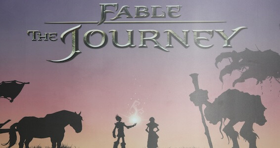 Fable The Journey E3 Preview