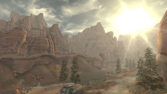 Fallout New Vegas Honest Hearts DLC Screenshots Trailer