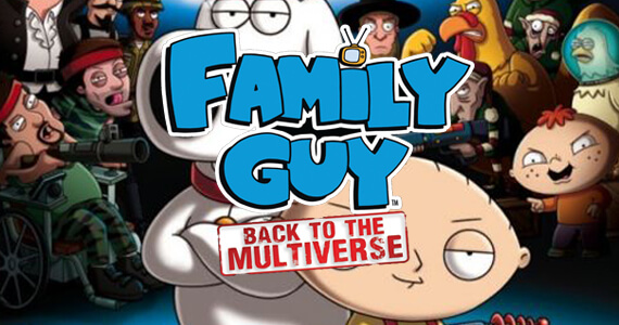 'Family Guy: Back to the Multiverse' Preview