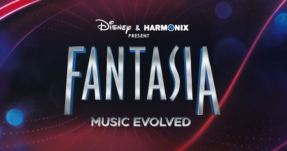 'Fantasia: Music Evolved' Demo Preview & Gameplay Videos