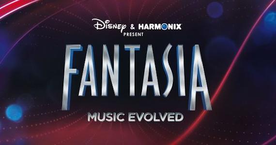 'Fantasia: Music Evolved' Demo Preview