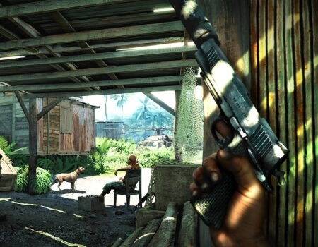 Far Cry 3 Best Stealth Games