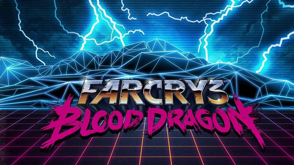First Screenshots For 'Far Cry 3: Blood Dragon' Don't Make Sense (Yet)