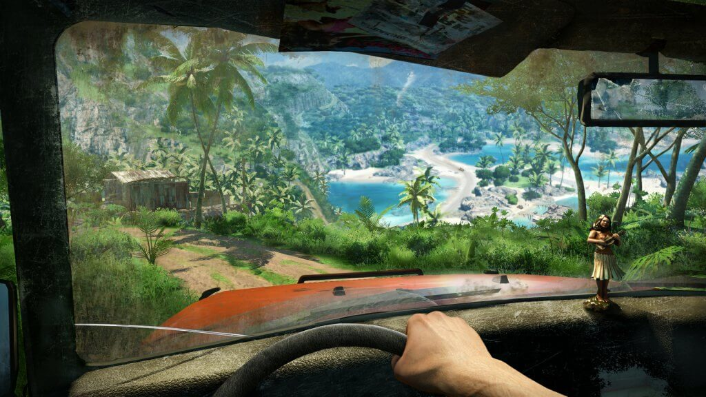 'Far Cry 3' Trailer Sets The Jungle Ablaze