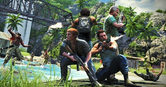 'Far Cry 3' Co-op: New Trailer, Character Bios & Story Details