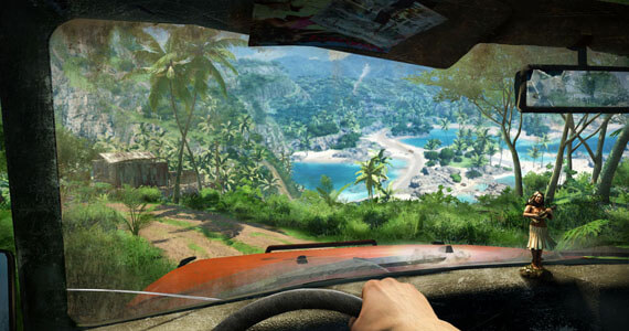 Far Cry 3's Main Story Will Take At Least 20 Hours To Beat