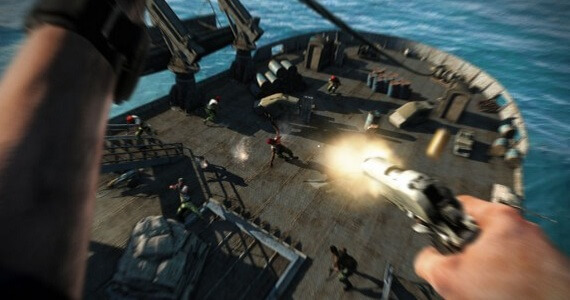 Far Cry 3 Gameplay Video Takes Us on a Magic Trip