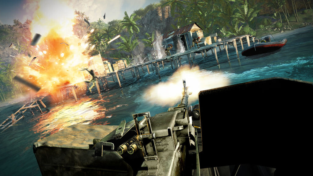 Stunning New 'Far Cry 3' Screenshots Are Dangerously Beautiful