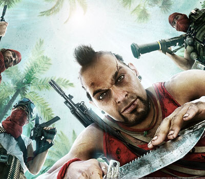 Far Cry 3 Vaas Game of the Year