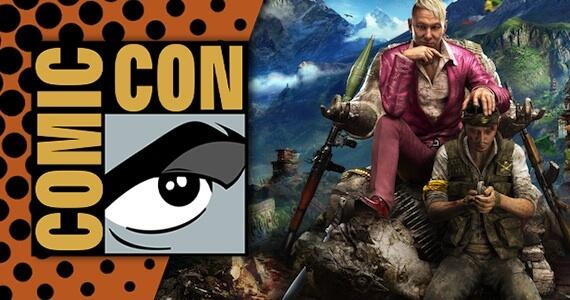 Far Cry 4 Comic Con Panel