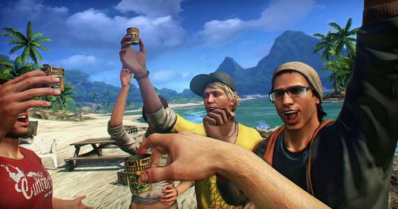 Developer CV Hints At 'Far Cry 4'