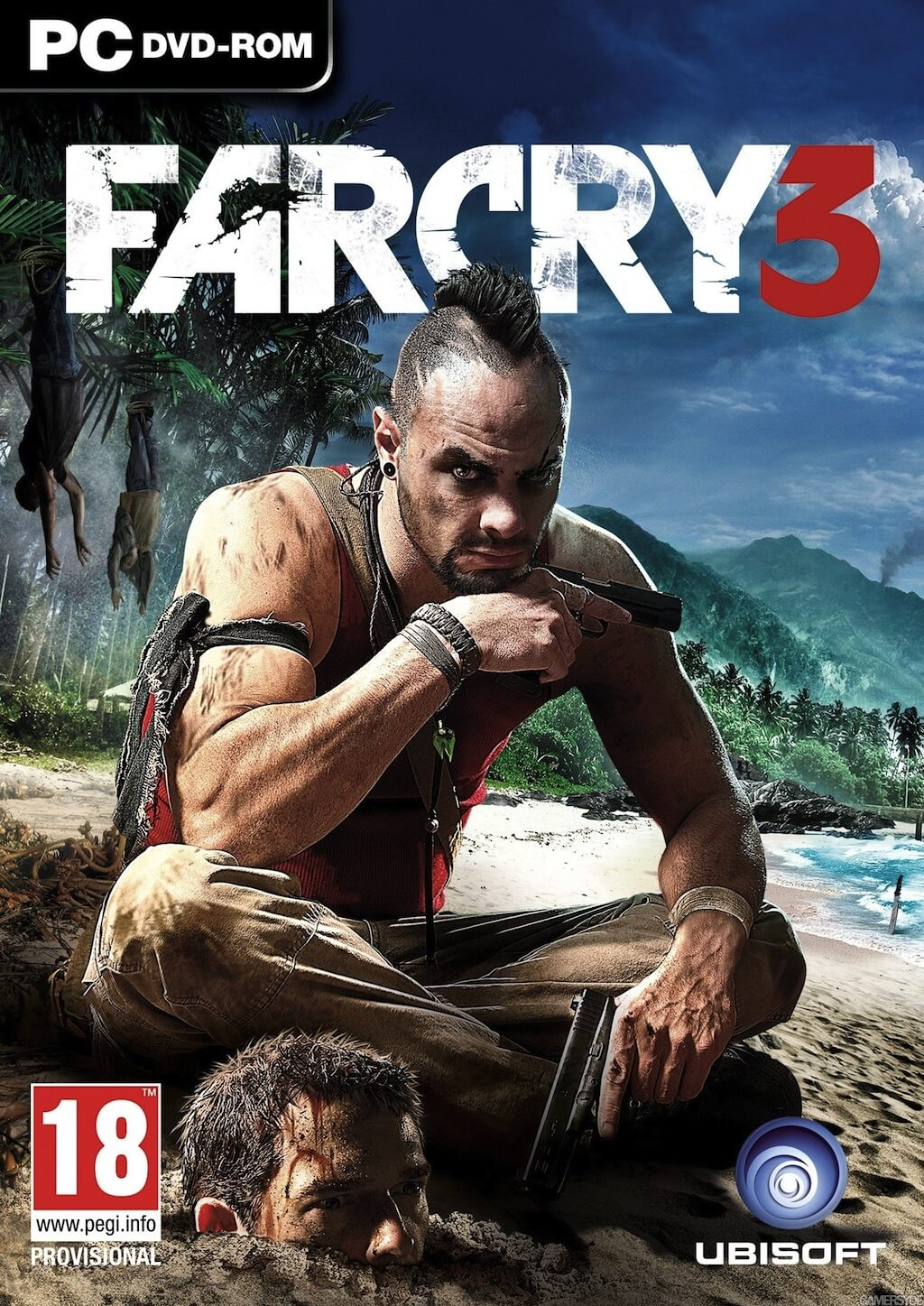 New 'Far Cry 3' Trailer & Behind-The-Scenes Video For E3