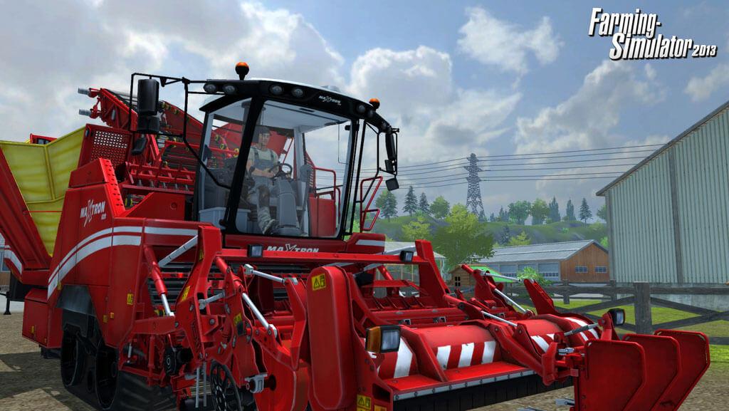 We Want To Play 'Farming Simulator 2013'