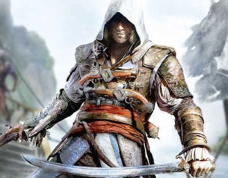 Favorite Characters - Assassins Creed 4