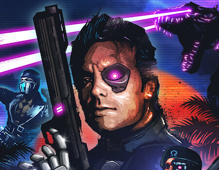 Favorite Characters - Far Cry Blood Dragon