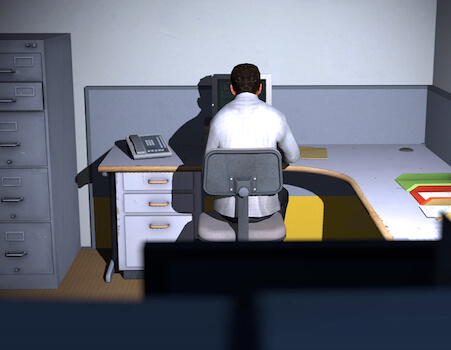 Favorite Characters - Stanley Parable