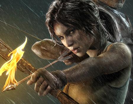 Favorite Characters - Tomb Raider