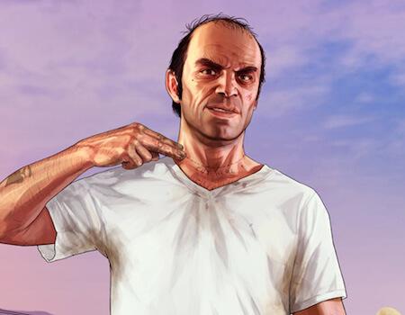 Favorite Characters - Trevor