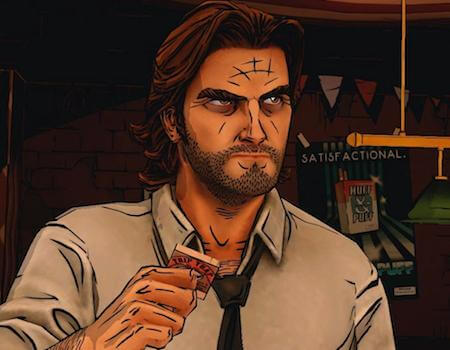 Favorite Characters - Wolf Among Us