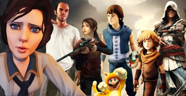 Our 10 Favorite Games of 2013