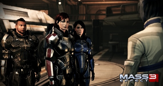 No FemShep On 'Mass Effect Trilogy' Box Art, BioWare Teases 'Something Special'