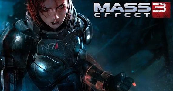 FemShep Actress Hasn't Been Contacted About Voicing New 'Mass Effect 3' Ending