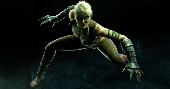 Female Copperhead in Batman Arkham Origins