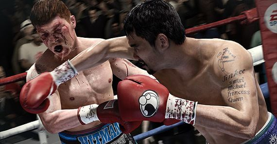 Fight Night Champion Review EA Sports