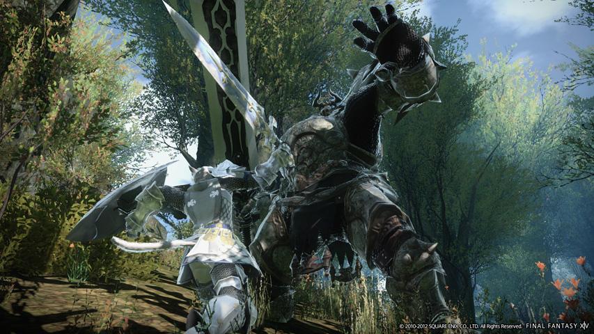'Final Fantasy 14: A Realm Reborn' Announced For PC & PS3